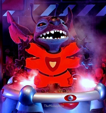 Stitch S Great Escape The Mickey Wiki Your Walt Disney